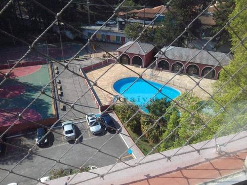 Imagem 1 de 26 de Apartamento Com 2 Dormitórios À Venda, 60 M² Por R$ 240.000,00 - Demarchi - São Bernardo Do Campo/sp - Ap0373