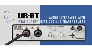 Steinberg Urrt2 Placa Interfaz Interface Audio 2 Canales Pro