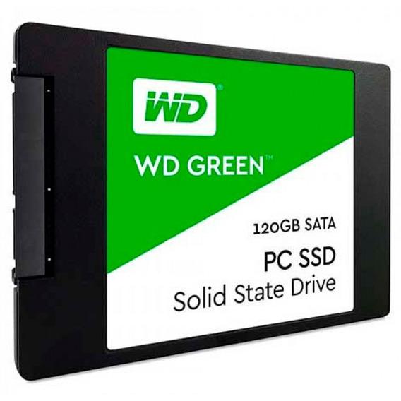 Hd Ssd Wd Green 2.5´ 120gb 545mbs Desktop / Laptop Notebook