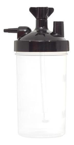 Vaso Humidificador Para Concentrador Y/o Tanques De Oxigeno