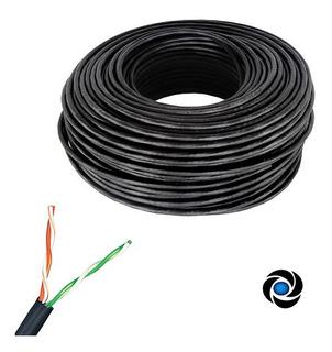 Cable Portero Electrico Visor Telefono 100mts 100m 2 Par 4 Hilos