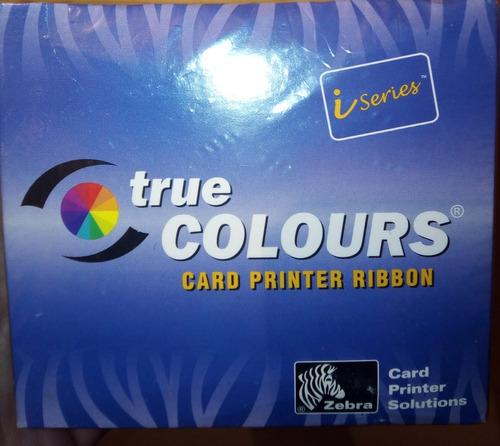 Cinta  Nueva 800015-440 Impresora Zebra P3xxi,p4xxi,p5xxi