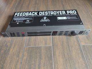 Behringer Feedback Destroyer Pro Fbq2496 Excelente Estado!!