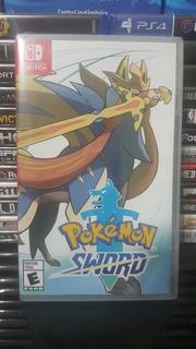 Pokemon Sword/espada Físico