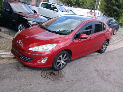 Peugeot 408 2.0 Allure Flex ( 2011/2012 ) R$ 31.899,99