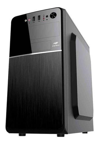 Pc Barato Cpu Intel Core I3 4gb Ssd 120gb Loja/home-office