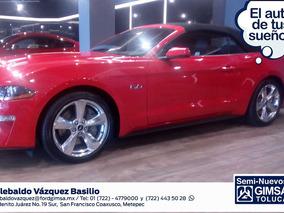 Ford Mustang 5.0l Gt V8 Convertible At