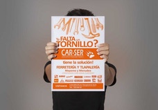 1000 Posters - Carteles 1 Tinta Bond Diseño Y Envío Gratis