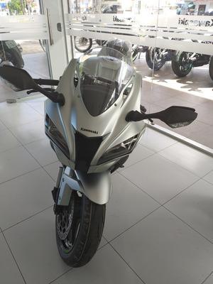 Nova Kawasaki Ninja Zx10r Silver 2018 - Disponível!!!