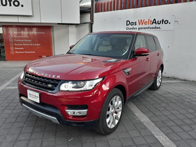 Land Rover Range Rover Sport 5p Supercharged V8/5.0/t Aut