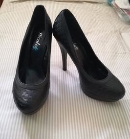 8e2a43b8268 Zapatos De Vestir Dama Tacones - Zapatos Mujer De Vestir y Casuales ...