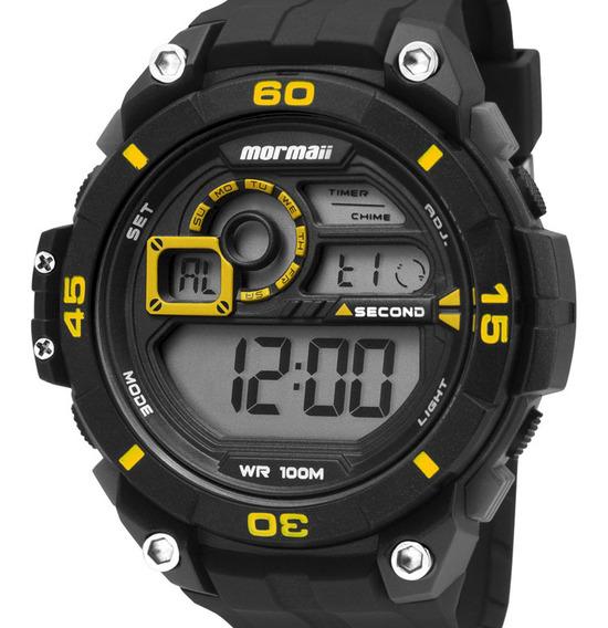 Relógio Masculino Mormaii Garantia Original Esportivo