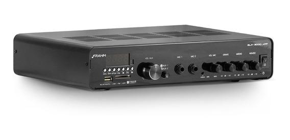 Receiver Amplificador Som Ambiente Frahm Slim 3000 Usb-sd-fm