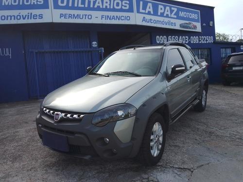 Fiat  Adventure Doble Cabina 2018 Nueva U Dueño 099322588