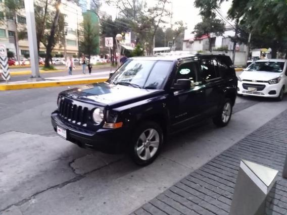 Jeep Patriot Limited 2013 La Mas Equipada Que Hay Piel