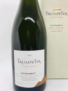 Trumpeter Champagne 750ml Extra Brut Estuche Carton