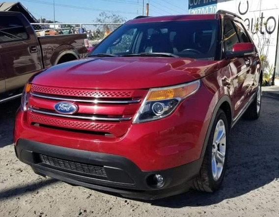 Ford Explorer 2013 Limited