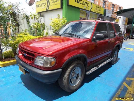 Ford Explorer Aventura Xl 4x4
