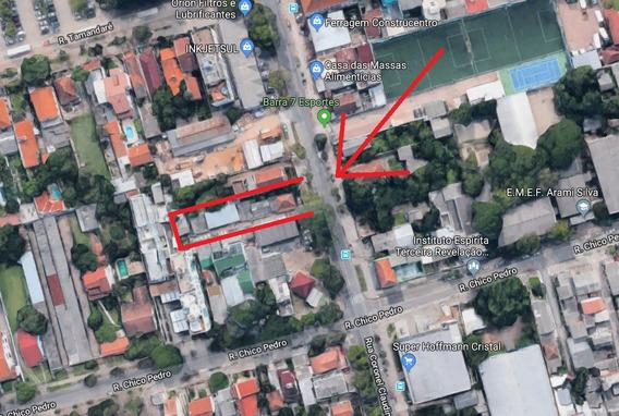 Terreno Para Condomínio De Casas, Apartamentos Ou Lojas