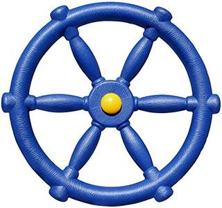 Jungle Gym Kingdom Pirate Ships Wheel - Azul