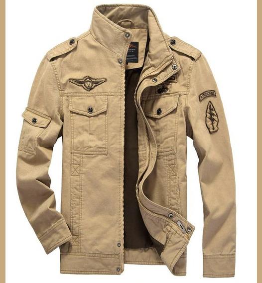 Jaqueta Masculina Casaco Frio Preta
