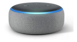 Echo Dot 3 Parlante Asistente Virtual Alexa Amazon Speaker