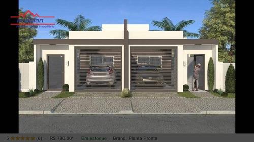 Imagem 1 de 4 de Casa Com 3 Dormitórios À Venda, 100 M² Por R$ 480.000,00 - Jardim Suely - Atibaia/sp - Ca4775