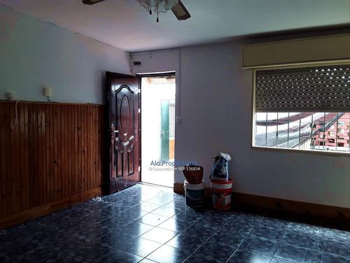 Imagen 1 de 9 de Alquiler Casa 2 Dormitorios En Cerrito