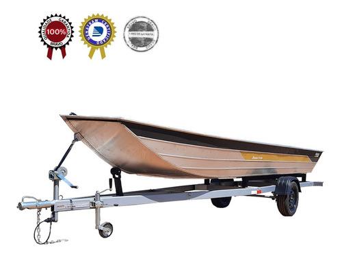 Carreta Reboque De Barco 6m Bravo Carretas