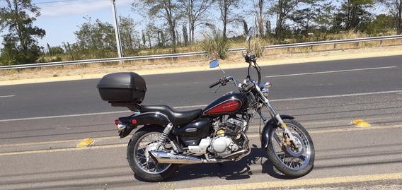 Yamaha Enticer Yba 125 Cc