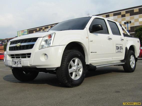 Chevrolet Luv D-max Ls 3000cc Mt Aa 4x4