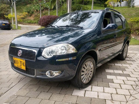 Fiat Palio Weekend Motor 1.4 2012 Azul 99.113 Kms