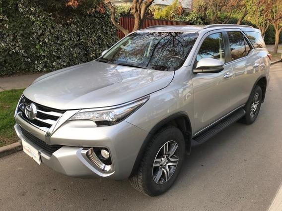 Toyota Fortuner Srv 2019