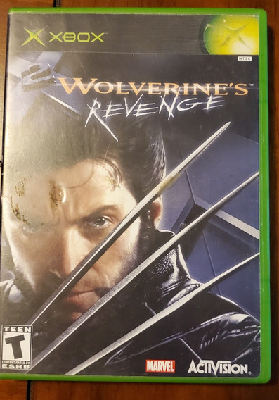 Wolverines Revenge Para X Box