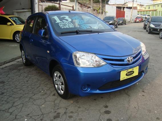 Toyota Etios Xs 1,3 Flex Completo
