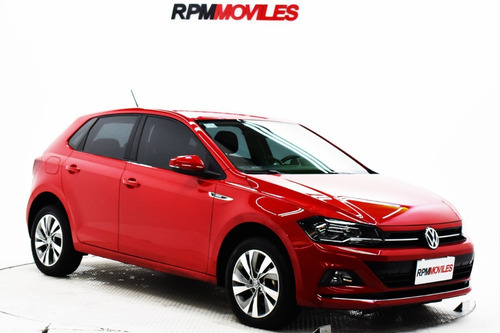 Volkswagen Polo Highline 1.6 At 5p  2018 Rpm Moviles