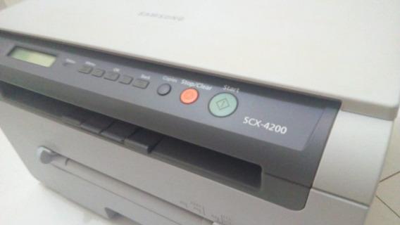 Multifuncional Laser Samsung Scx-4200
