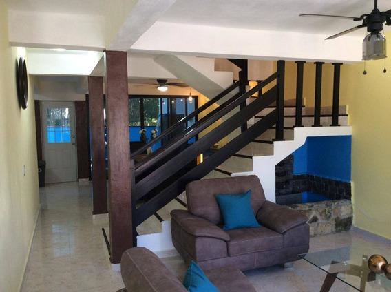 Casa En Renta Punta Sur, Fraccionamientio Punta Arena