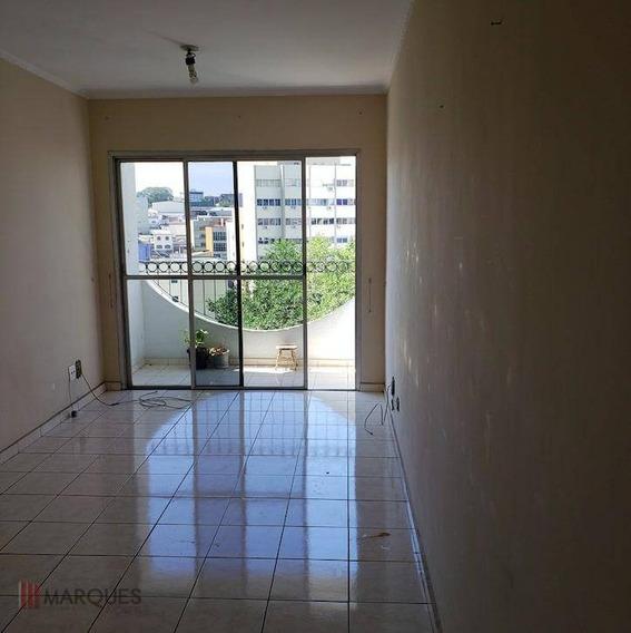 Apartamento Para Alugar, 76 M² Por R$ 850,00/mês - Centro - Guarulhos/sp - Ap0100
