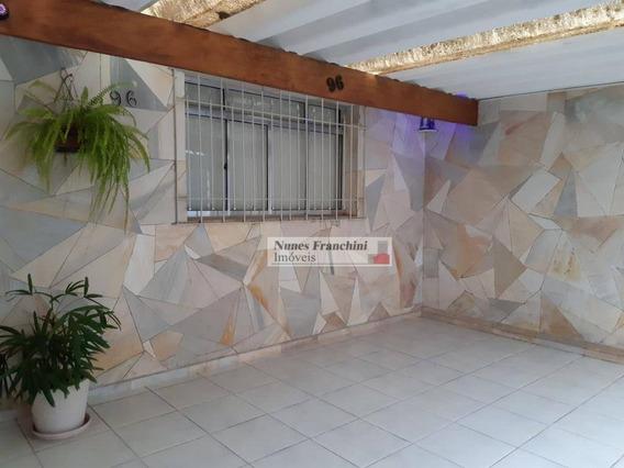 Casa Com 2 Dormitórios À Venda, 130 M² Por R$ 510.000,00 - Lauzane Paulista - São Paulo/sp - Ca0657