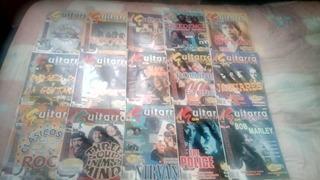 Revista Guitarra Electrica 27 Volumenes