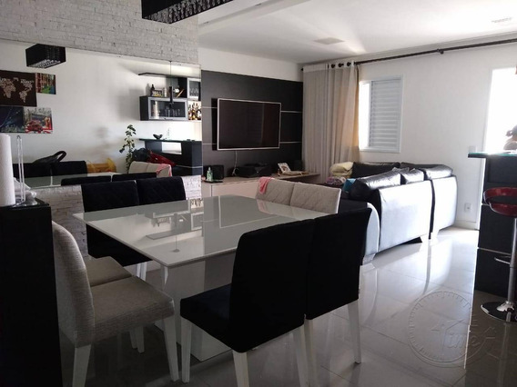 Apartamento À Venda, 105 M² Por R$ 670.000,00 - Jardim Tupanci - Barueri/sp - Ap0331