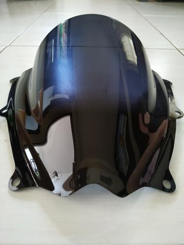 Bolha Esportiva Fumê Mais Alta Para  Suzuki Gsx-r 1000 2010