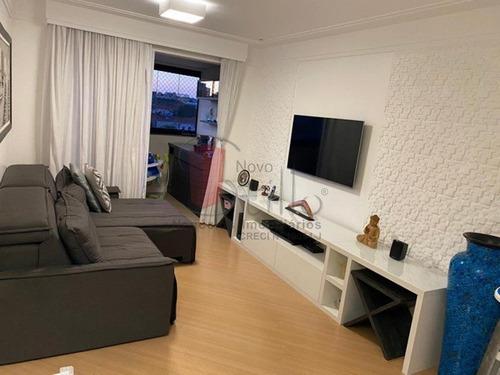 Apartamento - Vila Bertioga - Ref: 8757 - V-8757