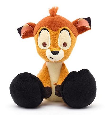 Bambi Micro Pelúcia - Original Disney Store 10cm