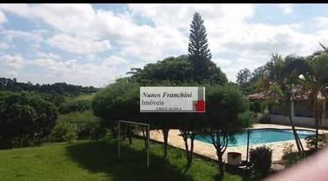 Chácara À Venda, 25400 M² Por R$ 510.000,00 - Cercado - Araçoiaba Da Serra/sp - Ch0026