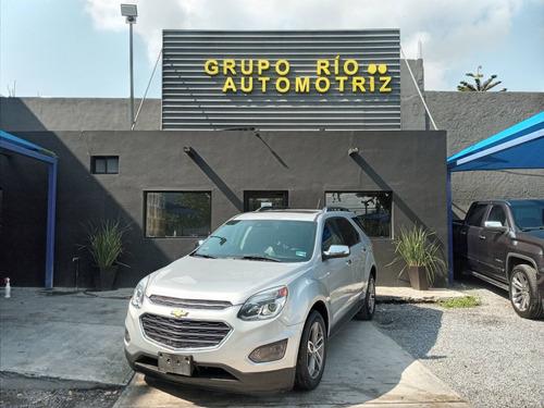 Imagen 1 de 15 de Chevrolet Equinox 2016 2.4 Ltz Piel At