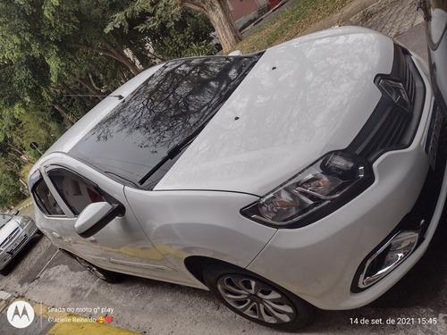 Imagem 1 de 6 de Renault Logan 2019 1.0 12v Authentique Sce 4p