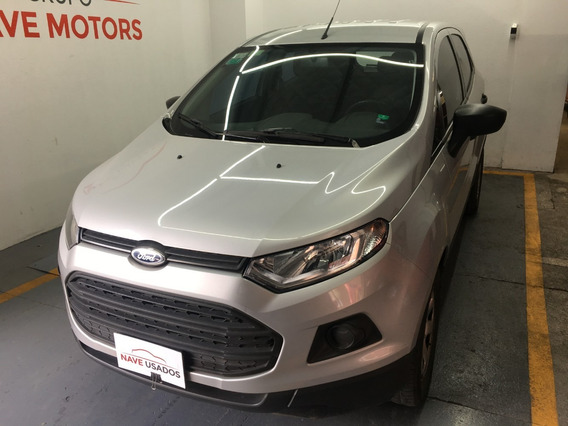 Ford Ecosport S 1.6 2013 Gris 5 Puertas Mrf
