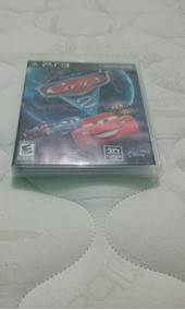 Game Cars 2 The Game Ps3